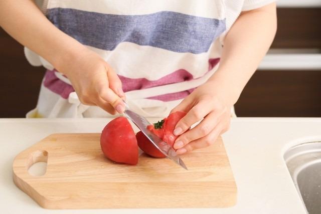 【生産者】野菜の端を切らなくてよい野菜をつくってほしい。