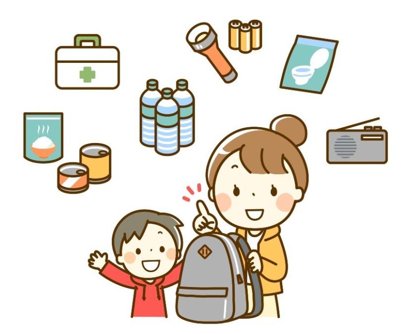 【食品メーカー】災害時の備蓄食品について