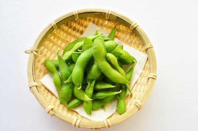 【冷凍食品メーカー】枝豆にもいろいろな味を!