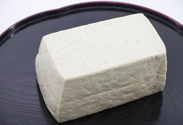 子どもが喜ぶかわいい形の豆腐