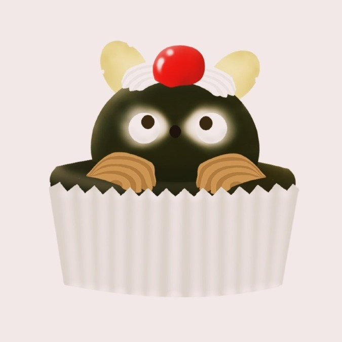 【ローソンさん】たぬきケーキをおうちcafeで売ってほしいです