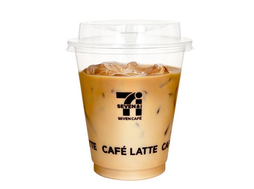 【セブンイレブンさん】オーツミルクを使ったカフェラテを作ってください!