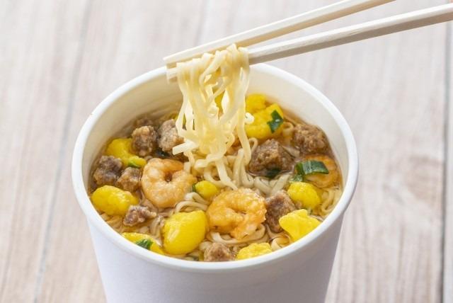 世界のカップ麺